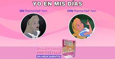 #UteroFeliz todo el mes con Therma Pad® Fem.