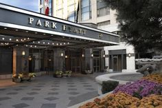 Park Hyatt Toronto (4 Avenue Road) Located across the street from the University of Toronto, this non-smoking hotel offers free Wi-Fi, a rooftop lounge, gourmet restaurant and full-service spa. The CN Tower is 10 minutes' drive away. #bestworldhotels #hotel #hotels #travel #ca #toronto