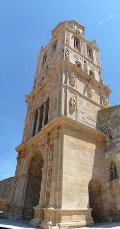 TorreDeNuestraSeñoraDelaAsunción- - Santa María del Campo - Burgos. Diego de Siloé y Juan de Salas