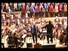 In memory of Dan Seals, who passed away in March 2009, here is a video of him with the Voices of Bahá and the Slovak Radio Symphony Orchestra, live in Slovak...