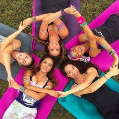 Bookmark these yoga + meditation festivals as bachelorette party ideas for your yogi squad. Bff, Yoga Party, Yoga Themes, Yoga Festival, Sup Yoga, Yoga Photos, Partner Yoga, Restorative Yoga, Yoga For Kids