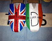 These are cute but i would never want to paint on my toms!