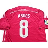 Camiseta de KROOS del Real Madrid 2014/15 2ª Equipación : camisetas de futbol baratas