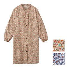 Liberty print Cotton Home dress
