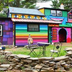 Kat O'Sullivan's house - Katwise
