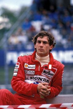 Galaxy-sized talent: Ayrton Senna