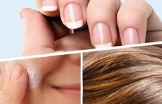 """Como regenerar o cabelo, pele e unhas """"por dentro"""""""