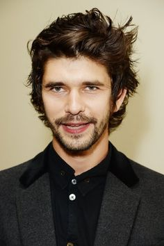 Ben Whishaw at event of Pride (2014)