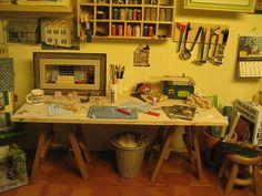 my workroom | Flickr - Photo Sharing!