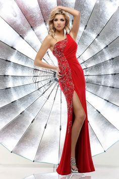 2014 Red Prom Dresses