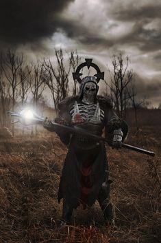 http://www.deviantart.com/art/The-Witcher-Wild-Hunt-General-cosplay-491772565