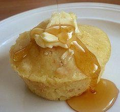 Pancake Cupcakes: An awesome sleepover breakfast :)