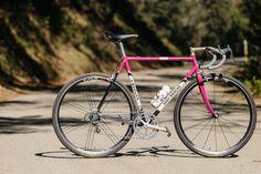 One good looking Merckx leader bike