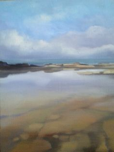 Paintings of the Wild Atlantic Way by Donegal artist, Morgan Ferriter Gypsy Jazz, Wild Atlantic Way, Donegal, Artist Painting, Oil On Canvas, Ireland, Photo And Video, Paintings, Nature