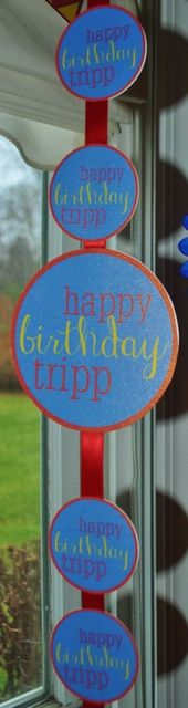 """Superman / Birthday """"Tripp's Superman Comic Book Party"""" 