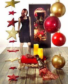 Idee vetrina Natale 2013