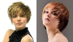short layered hairstyles | Best Hairstyles of Short Layered Haircuts with Bangs 578x337 2012 Hair ...