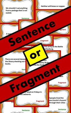 Great introduction, review, or quiz ppt. on complete and incomplete sentences!