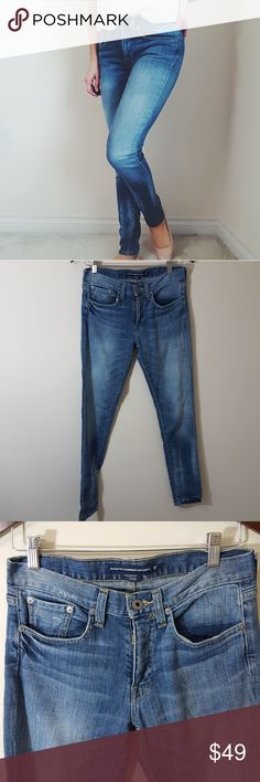 Ralph Lauren sport skinny jean 27 b7 In good condition! Ralph lauren sport jean, size 27. Adorable wash called copper by RL. Used item: pictures show any signs of wear or use. Inspected for wear and quality. Bundle up! Offers always welcome!  Check out my husband's closet- @kirchingeraaron Ralph Lauren Jeans