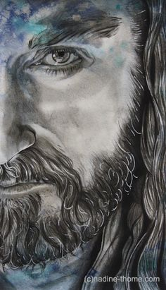Thorin Oakenshield by NadineThome