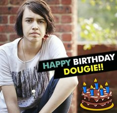 Birthday for dougie