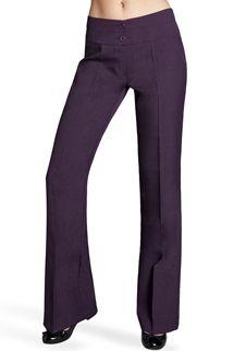 L38 Plum Salon Uniform, Spa Uniform, Hotel Uniform, Beauty Tunics, Salon Wear, Beauty Uniforms, Trousers, Pants, Plum