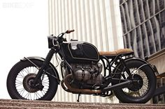 Cafe Racer Dreams' #38, This Mind Blowing '74 BMW R90/6. Pinned Via Bikeexif.com