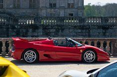 Ferrari F50   - Another pin closer to a million pins! Wrhel.com