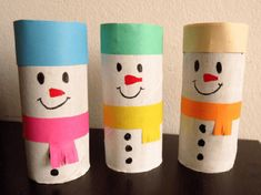 Kids Christmas, Christmas Crafts, Xmas, Diy And Crafts, Crafts For Kids, Diy Recycle, Woodland Party, Creative Kids, Emoticon