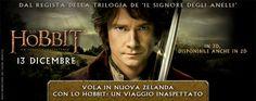 Vola in Nuova Zelanda con Lo Hobbit - Un viaggio inaspettato!