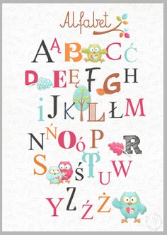 Teaching The Alphabet, Alphabet For Kids, Kids Poster, Quote Posters, Letters And Numbers, Games For Kids, Picture Quotes, Diy And Crafts, Kids Room