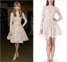 Maria Lucia Hohan 'Sienna Lace Dress' - $1299.00