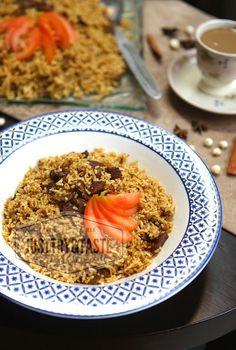 Resep Nasi Mandi dengan Pressure Cooker a la JTT Rice Recipes, Asian, Cooker, Grains, Menu, Gallery, Food, Gourmet, Kitchens
