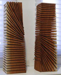 David Nash | Haines Gallery