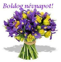 Name Day, Glass Vase, Happy Birthday, Plants, Decor, Happy Aniversary, Decoration, Happy B Day, Decorating