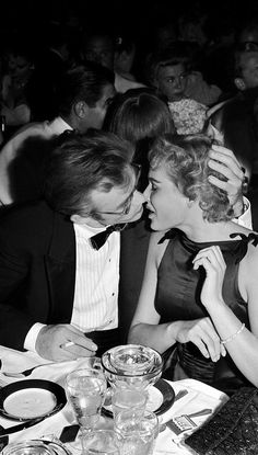 #James Dean And #Ursula Andress