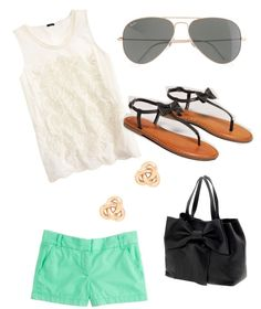 """Summer"" by slee62899 ❤ liked on Polyvore"