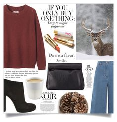 Simple Outfit #188 : Winter Sonata by rizkafathi on Polyvore featuring polyvore fashion style Toast Fendi MICHAEL Michael Kors Charlotte Russe Pier 1 Imports Eva Solo Marc Jacobs Zimmermann clothing Winter polyvoreeditorial