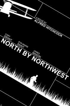 North By Northwest Poster Check out my other work on tumblr or on Deviantart: http://lafarposters.tumblr.com/ http://lafar88.deviantart.com/  You can also follow me on twitter: http://twitter.com/Lafar88/