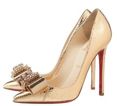 Christian Louboutin spring - summer new collection <3