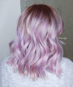 nice pink hairr
