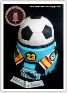 Real Madrid Cake....and others for inspiration