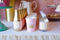 Princess Brunch | CatchMyParty.com