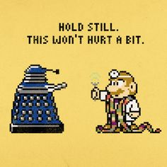Trust me...I'm The Doctor.