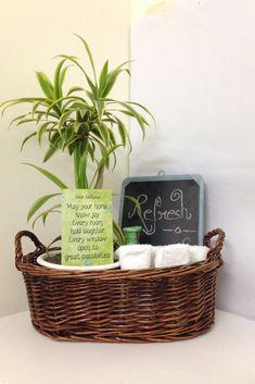 Basket Hostess Gift Ideas