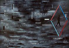 New Zealand Art, Maori Art, Scaffolding, Cloud, Contemporary Art, Awesome, Wall, Modern, Artist