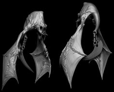 ArtStation - Zbrush sculps, T.D. Chiu