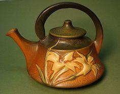 Roseville Pottery Teapot
