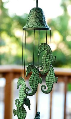 Brass Seahorse Wind Chime Nautical Coastal Garden Bell Decor Ocean Windchimes is part of Nautical decor Garden - Coastal Gardens, Coastal Homes, Coastal Decor, Coastal Entryway, Coastal Farmhouse, Coastal Cottage, Coastal Style, Coastal Living, Coastal Rugs