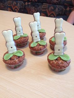 easy homemade easter muffins :) Muffins, Easter, Homemade, Desserts, Food, Meal, Deserts, Essen, Muffin